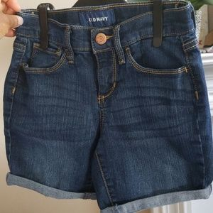 Old Navy jeans shorts size 8 (girls)